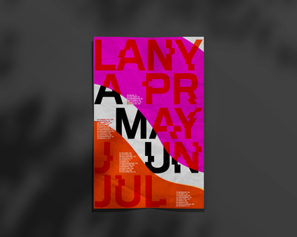 LANY Poster 04
