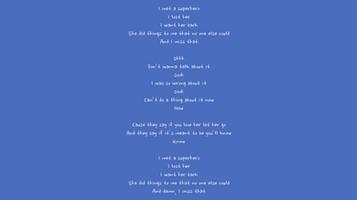 Superhero Lyrics