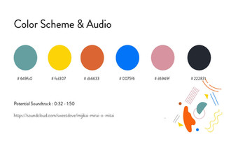 Daze Color Scheme