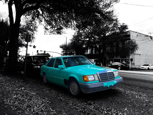 Mint Car