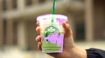 Starbucks Frame 5