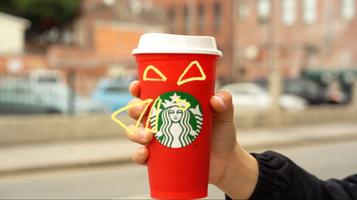 Starbucks Frame 9