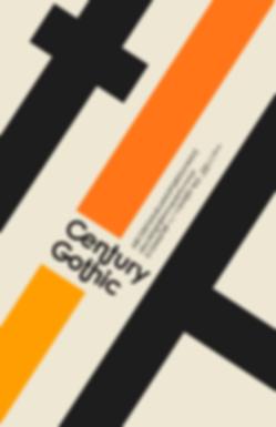 Century Gothic