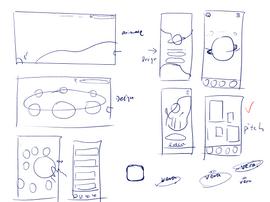 Platform Design Sketch