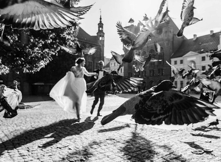 Martyna i Rafał w Retro