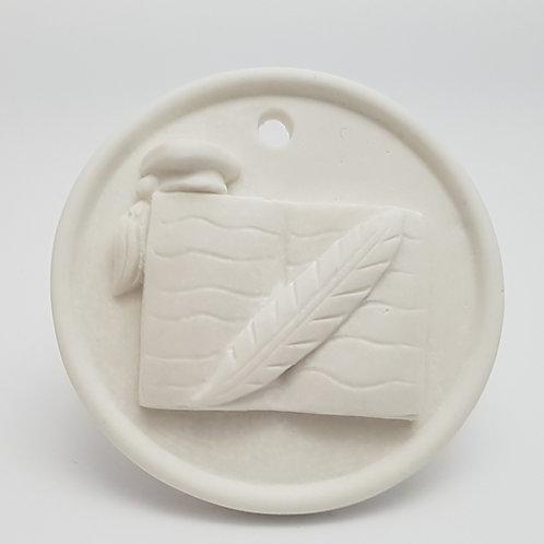 Æ Deko Abschluss-Symbol 1, Mod. 1