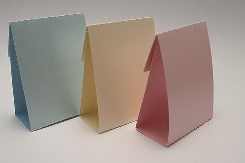 Æ  Schachteln Kleine Wrap-box, Mod.1, Gruppe 2, Pearlmutt