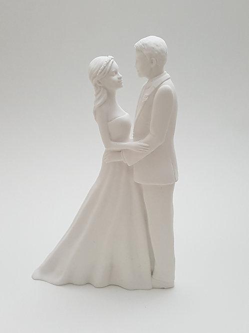 Æ Deko-Hochzeitsspaar Mod. 6