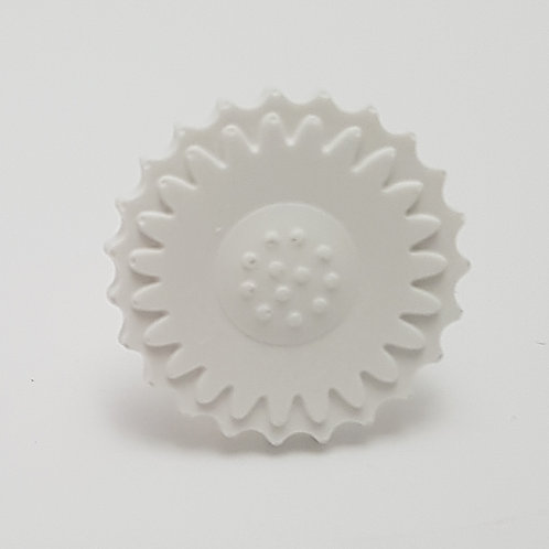 Æ Deko - Keramik Blume Mod. 8