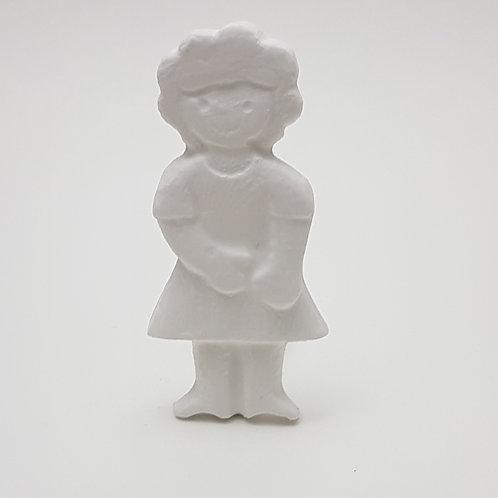 Æ Deko - Puppe,  Mod.2