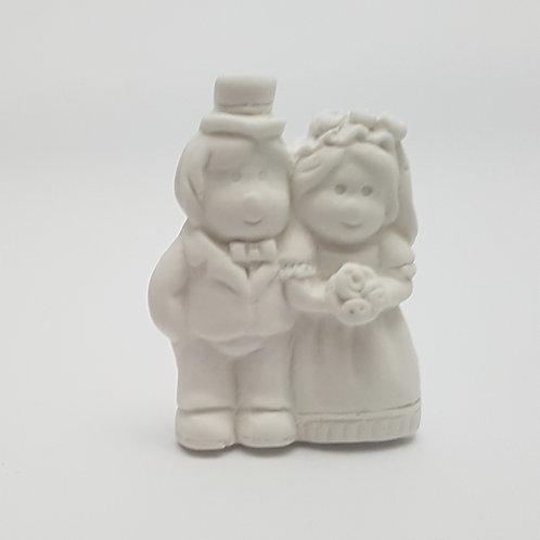 Æ Deko-Hochzeitsspaar Mod. 3