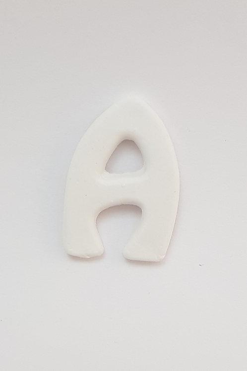 Æ Deko ABC,  Buchstaben (A - L) Mod. 3