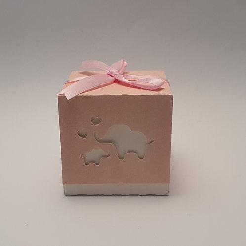Æ Schachteln gestanzte,  Mod. Babyelefant