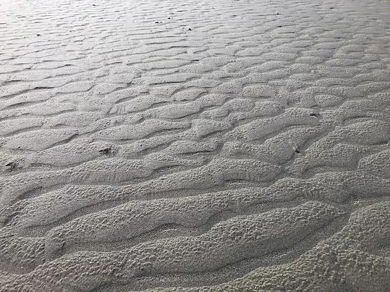 Rides de sable