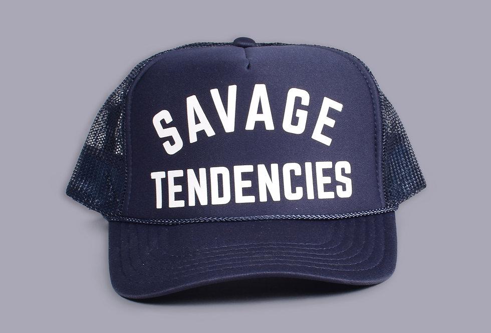 Trucker Hat Savage Tendencies