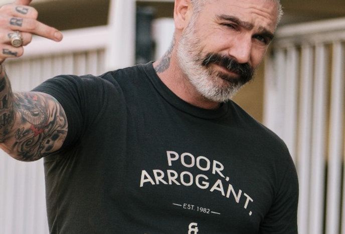Poor Arrogant and Entitled