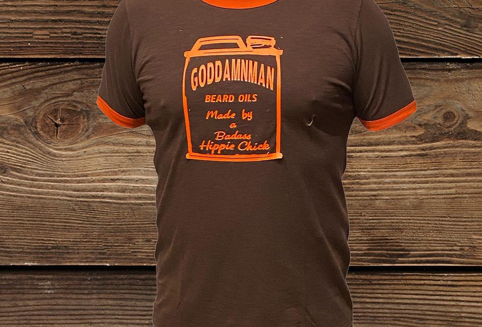 Oil Can Beard Oil by Sheehan for Goddamn Man Co
