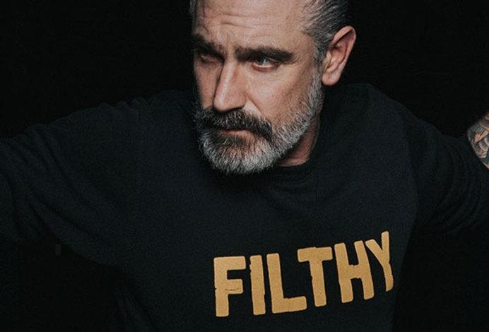 Filthy Sweatshirt by Sheehan