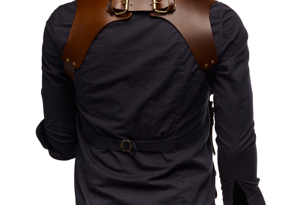 Saddle Holster Suspender by Sheehan