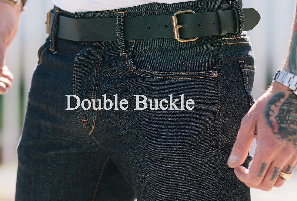 Double Buckle Belt by Sheehan