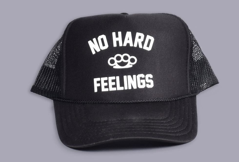 Trucker Hat No hard feelings