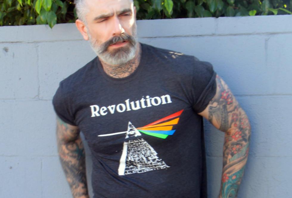 Revolution Statement Tee
