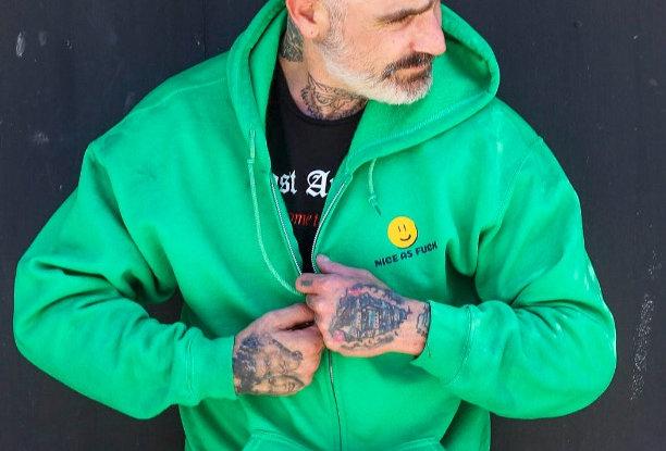 Nice AF Sweatshirt by Sheehan