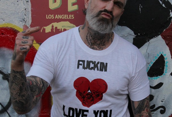 F$ck1ng LoveYou Statement on Signature Sleeve