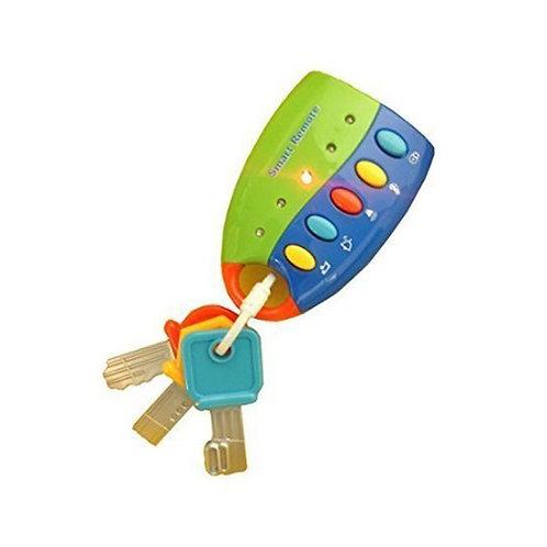 Smart Remote Car Key Baby Toy
