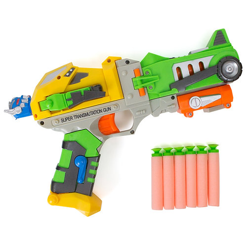 Transformer Gun Dart Pro Blaster