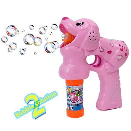 Bubble Shooter Gun PINK