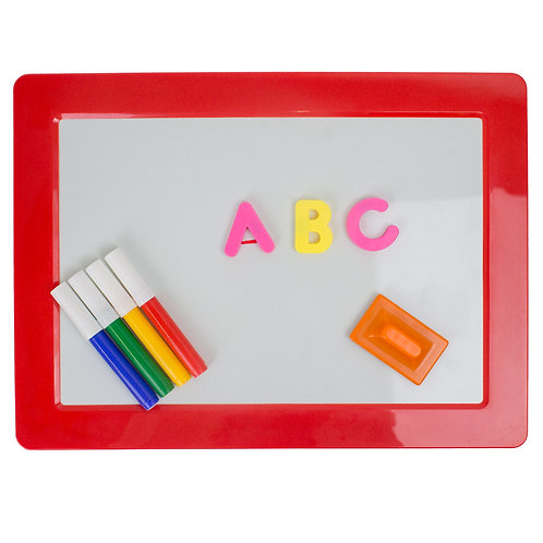 Drawing And Magnetic Letters Learning Board – Early Educational Kid's Toy