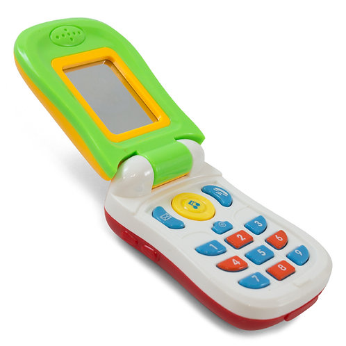 Baby First Flip Toy Phone