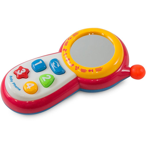 Kidsthrill Fun Unlimited Music & Lighting Baby Toy Cell Phone