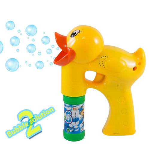 Bubble Gun Blower Machine Blaster - Duck Shape