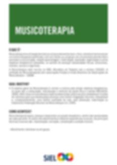 Musicoterapia - Siel