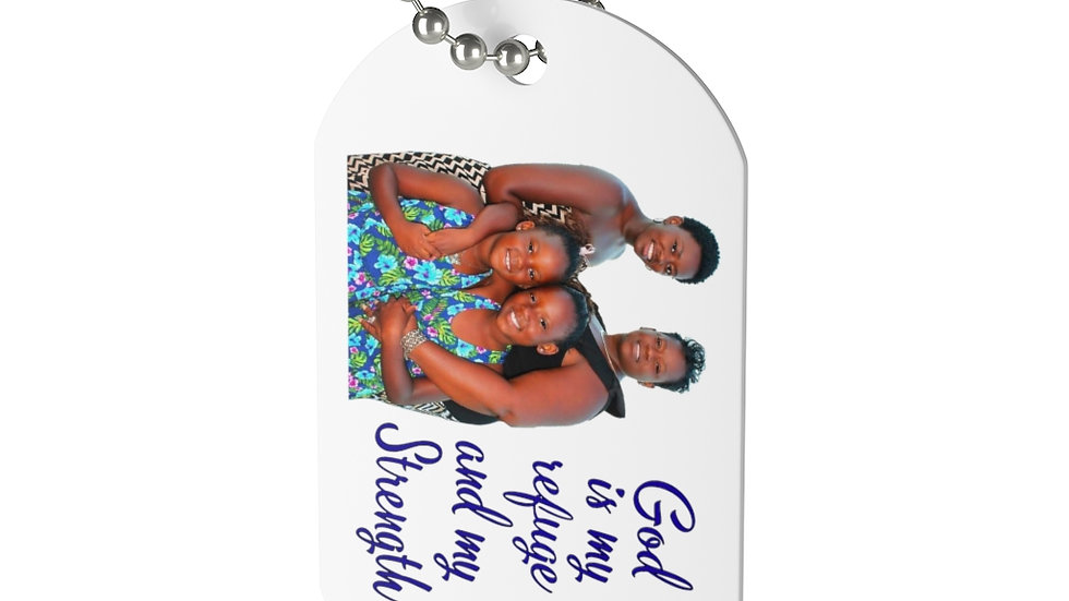 Gina's Girls 1 Dog Tag