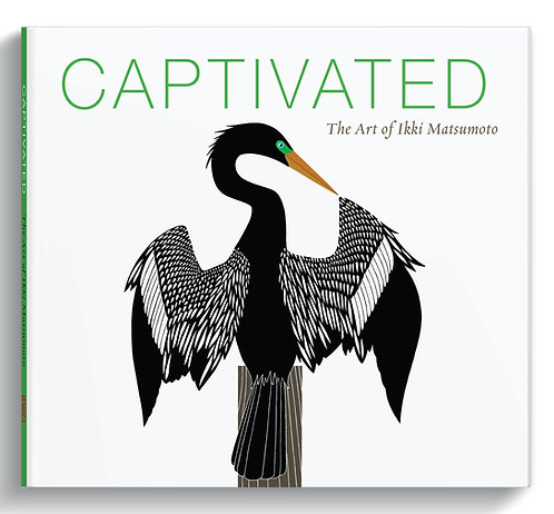 Captivated - The Art of Ikki Matsumoto