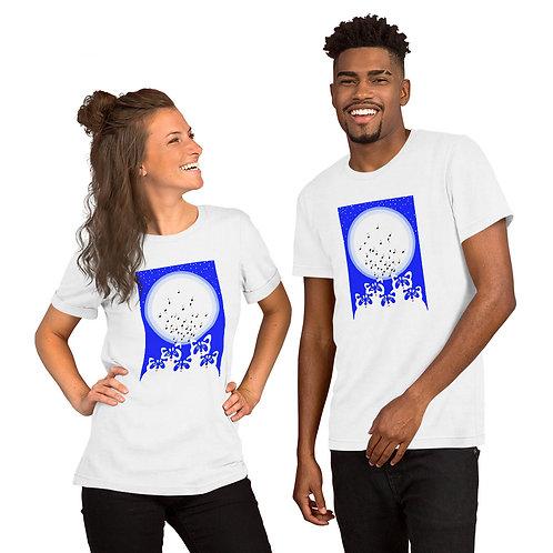 Moonlight Serenade 2 Short-Sleeve Unisex T-Shirt