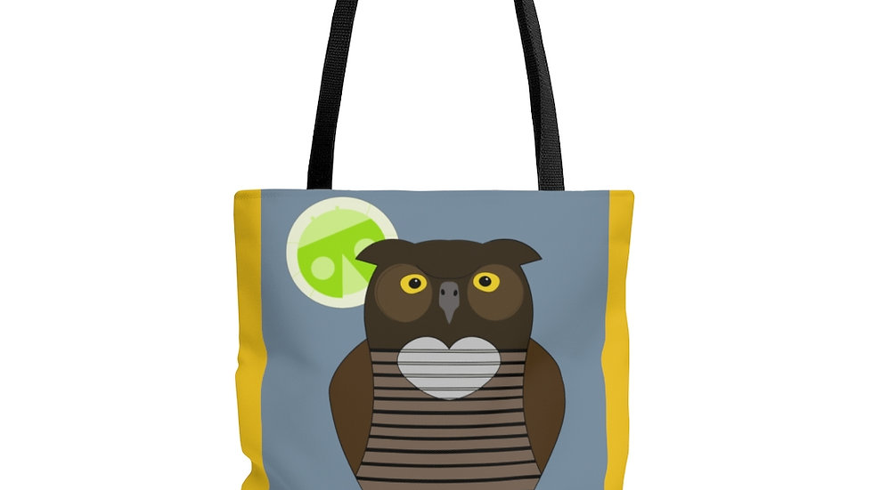 Who Do You Love? by Amy Matsumoto Tote Bag