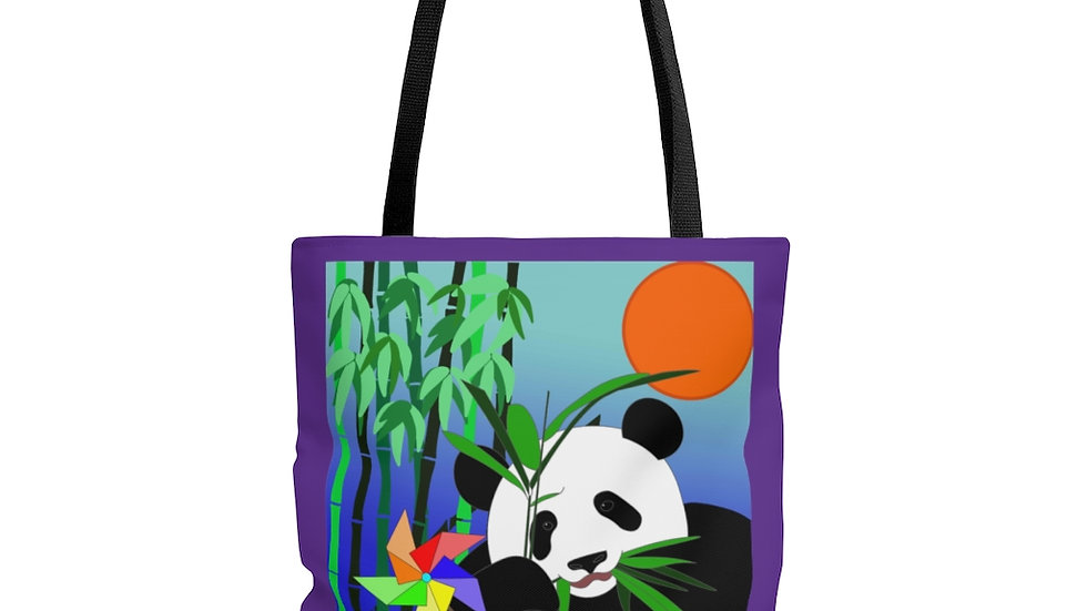Pinwheel by Amy Matsumoto Tote Bag