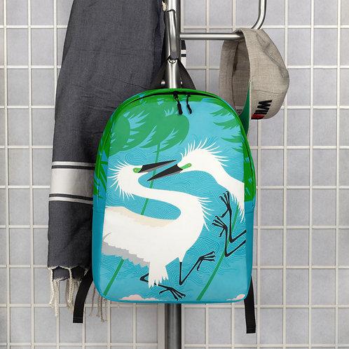 Karate Florida Style Minimalist Backpack