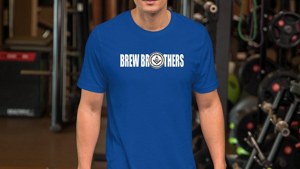 BREW BROTHERS Short-Sleeve Unisex T-Shirt