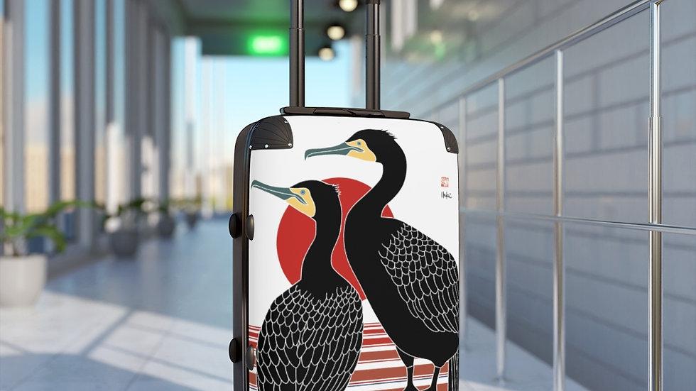 Cormorants Cabin Suitcase