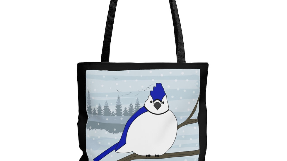 Winter Bliss by Amy Matsumoto Tote Bag