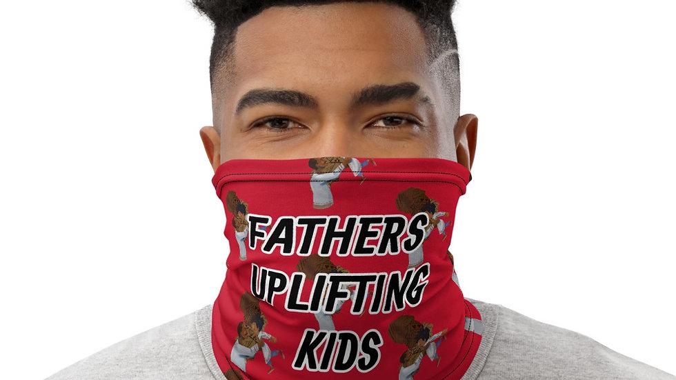 FATHERS UPLIFTING KIDS Neck Gaiter