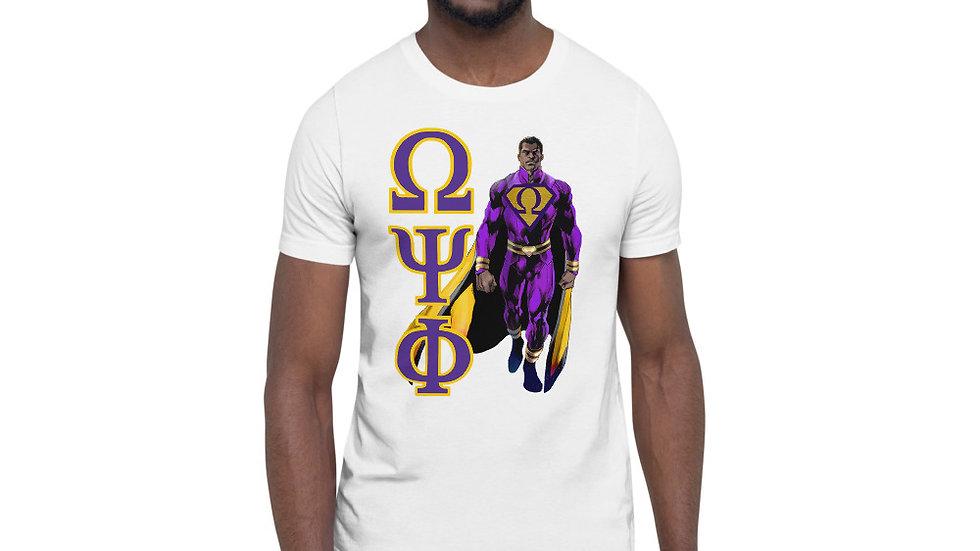 Omega Psi Phi Short-Sleeve Unisex T-Shirt