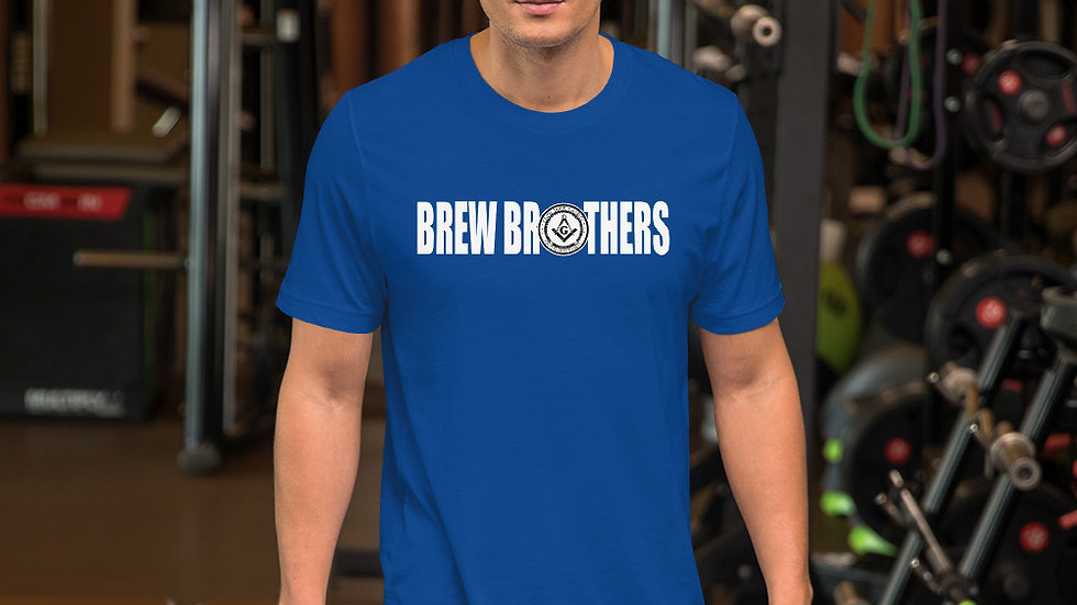 BREW BROTHERS Short-Sleeve Unisex T-Shirt