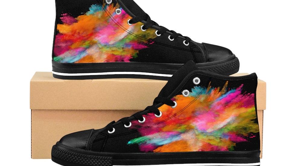 Pride Women's High-top Sneakers