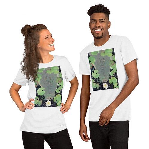 Beauty and a Beast Short-Sleeve Unisex T-Shirt